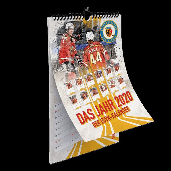 Der ESVK Kalender 2020