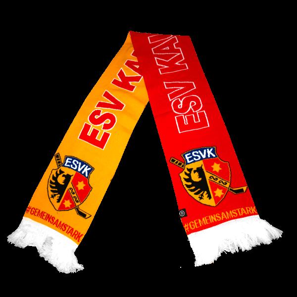 """Fanschal ESVK """"Gemeinsam stark"""""""