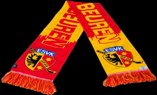 "Fanschal ESVK ""Rotgelb"""