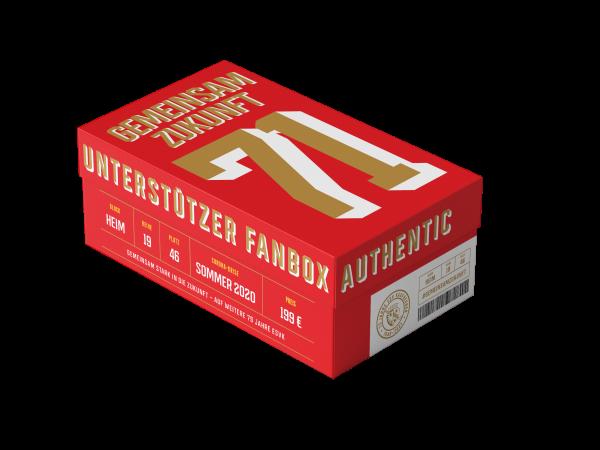 """Sami Blomqvist Unterstützer Fanbox """"Authentic"""""""