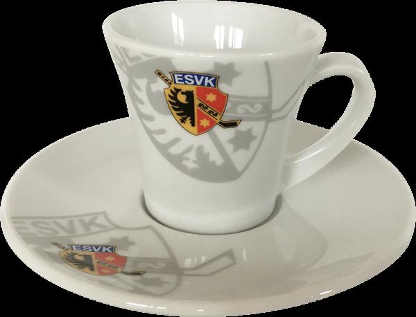 ESVK Espresso Tasse mit Unterteller