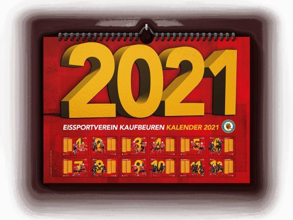 Der ESVK Kalender 2021 + 3 Poster